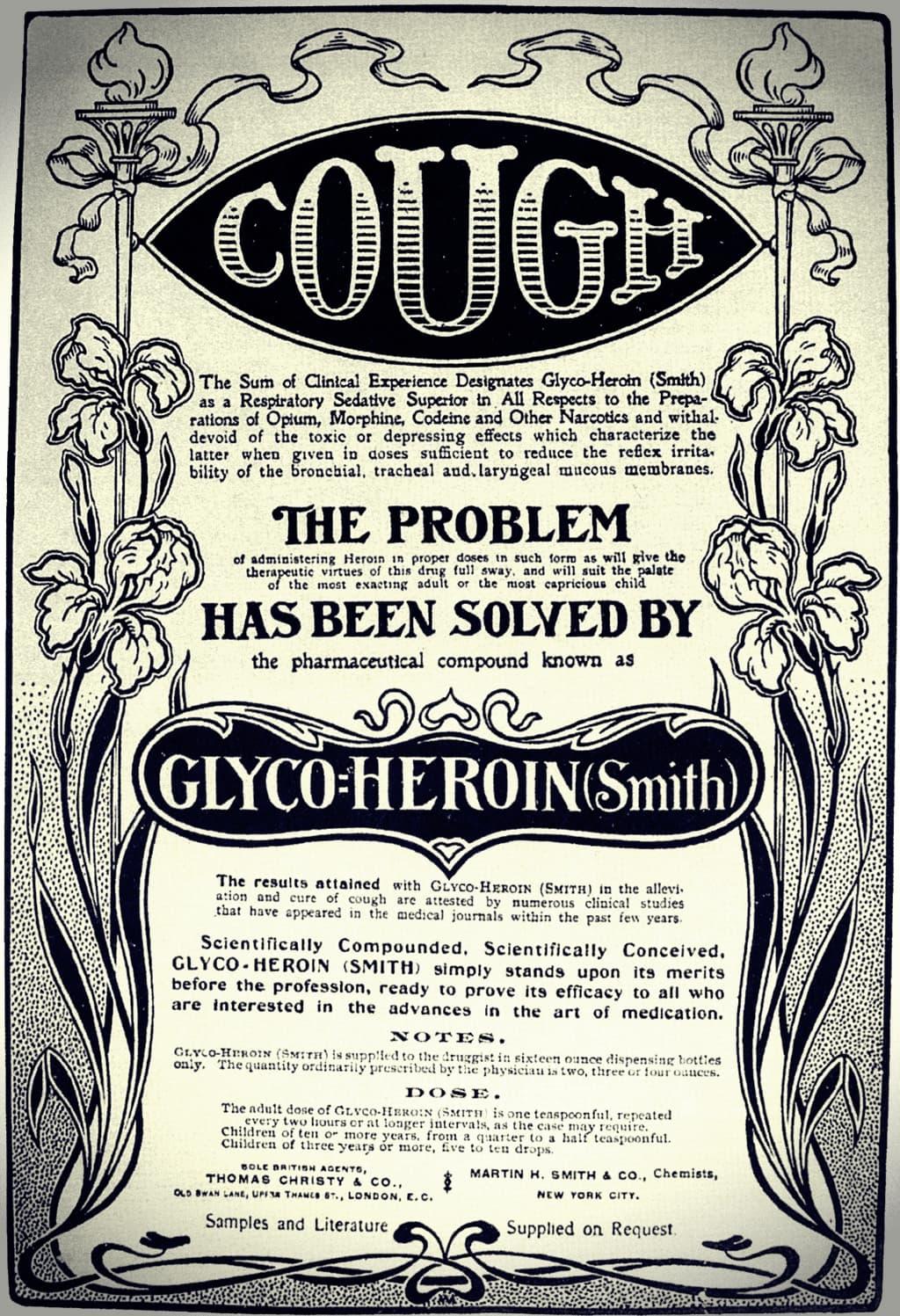 heroin ad