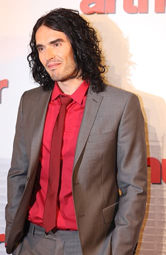 Russell Brand and heroin
