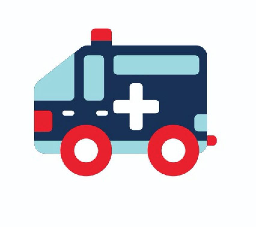 heroin ambulance costs